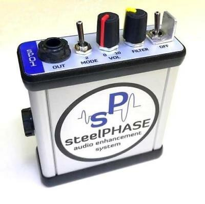STEELPHASE sp01 Audio Enhancer for METAL DETECTING