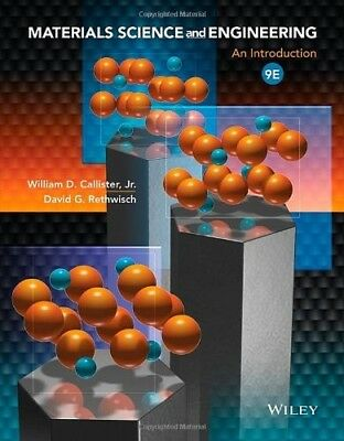 (P.D.F.) Materials Science and Engineering : An Introduction (9th Edition)