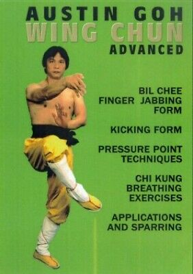 Austin Goh - Austin Goh - Wing Chun Advanced [DVD] - DVD  8SVG The Cheap Fast