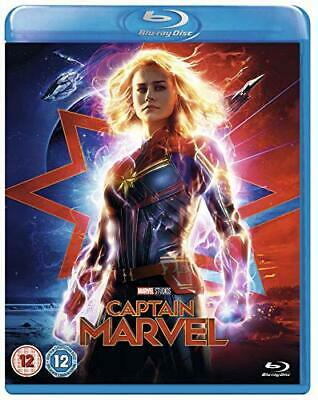 Captain Marvel [Blu-ray] [2019] [Region A & B & C] - DVD  QGVG The Cheap Fast