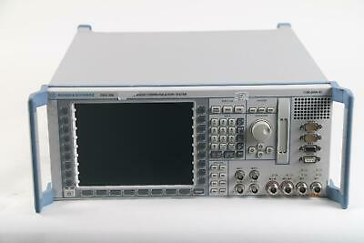 Rohde & Schwarz CMU 200 Universal Radio Communication Tester V5.21