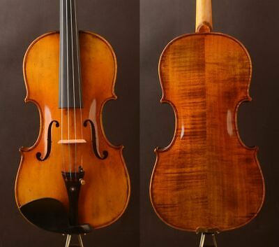 Special Offer! A Strad Model T19 vioin !Advanced ! Rich warm tone ! German oil