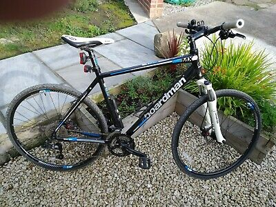CHRIS BOARDMAN SPORT Hybrid Mountain Bike