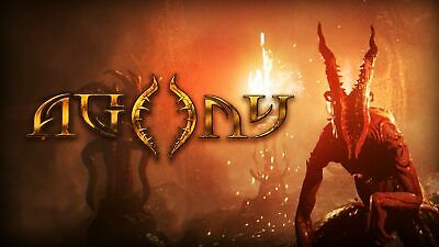 AGONY (REGION FREE STEAM CODE for Windows PC) + BONUS GAME