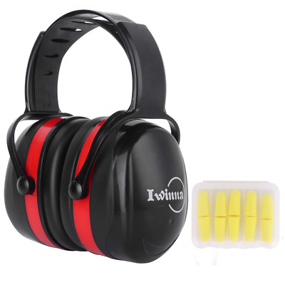 Ear Defenders Adults Ear Protection Noise Cancelling Headphones for Adults Youth
