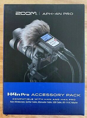 Zoom Accessory Pack for H4n Recorder #ZH4NPROAP