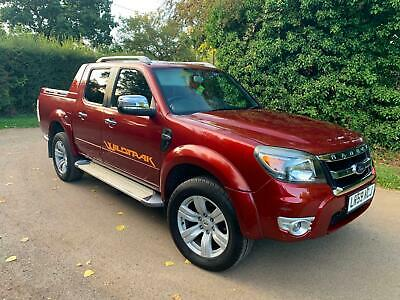 Ford Ranger Wildtrak 3.0TDCi ( 156PS ) 4x4 DOUBLE  CAB PICK-UP