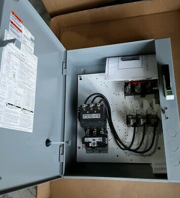 17Hsj92Bf15 Siemens 480V Size 0-4 480V Enclosure Combination Starter Used Eok