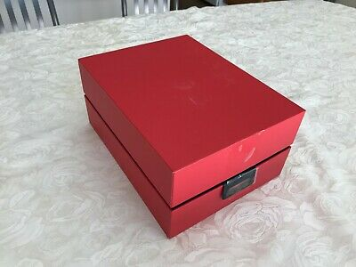 Beats by Dr Dre Headphones Red Empty Box Only B0500