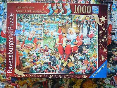 Ravensburger 19561 Christmas Cupboard