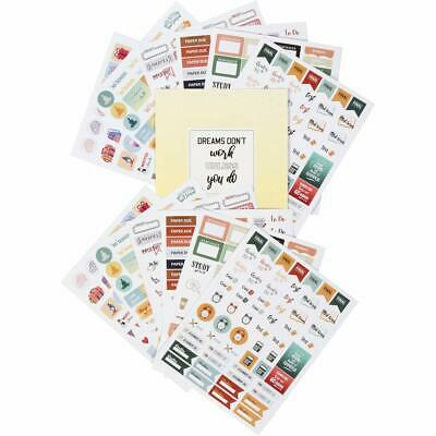LAMARE STUDENT PLANNER Stickers,School and College Planner