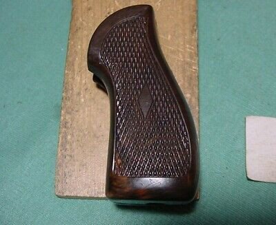 ARMINIUS HW3, HW5T, HW7T Stock or Grip, Brown Checkered