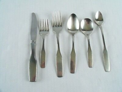 Community Paul Revere Infant Child  6 Piece Flatware Set