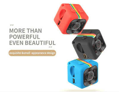SQ11 Full HD 1080p mini DV Motion detecting video recording Camera