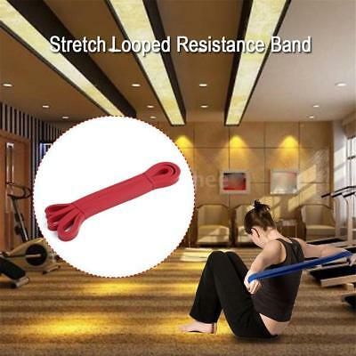 Heavy Resistance Exercise Band Rubber Strength Power Band Chin / Pull Up Bands