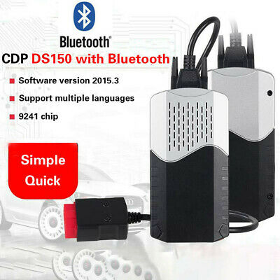 2015R3 CAR TRUCK OBD Diagnostic Scanner Kits Bluetooth CDP