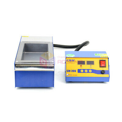 Split Lead - Free Solder Furnace 1000W High - Temperature Melting Tin Furnace
