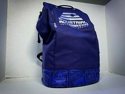 Disneyland Star Wars Galaxy's Edge Droid Depot Astromech Droid Carrier Backpack