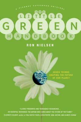 The Little Green Handbook by Nielsen, Ron Book The Cheap Fast Free Post