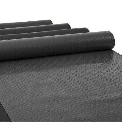 Commercial Treadmill Mat Gym Mats 3mm Thick Rubber Flooring Matting Ground Cover