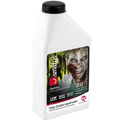 Large Liquid Latex 473ml Clear