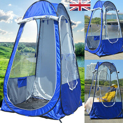 OUTDOOR SINGLE POP UP Tent Pod For Fishing Watching Sports