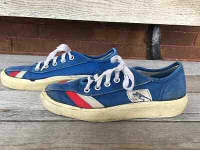 Vintage 70s Keds ITA Gold Medal Size 3 Pro Kids sneakers running shoes