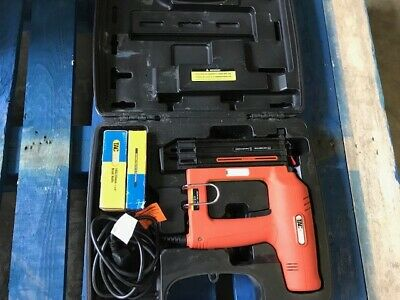 Tacwise Duo 50 Stapler Nailer 230V Excellent Condition