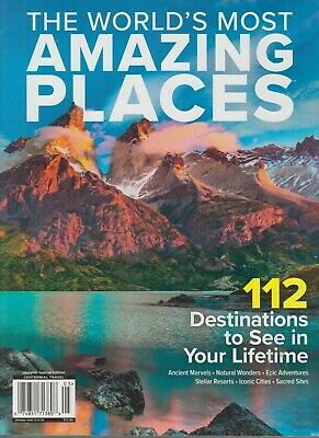 The World's Most Amazing Places Updated Special Edition 2019 Travel