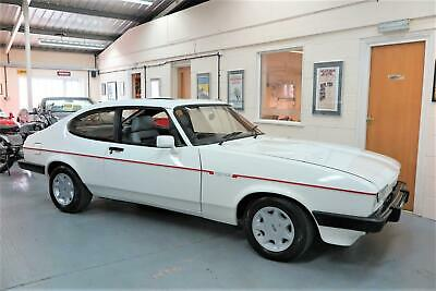 1985 - Ford Capri 2.8i Special - Diamond White