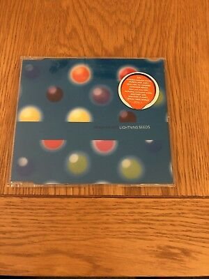 The Lightning Seeds Ready Or Not Cd Single