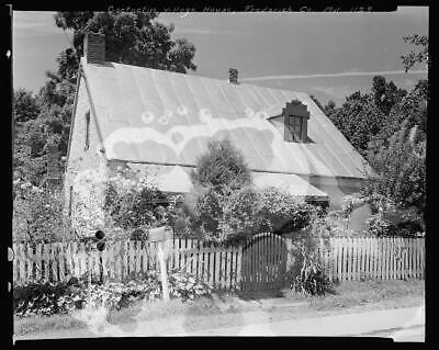 Catoctin Village Houses,Thurmont,iron industry,Maryland,Architecture,South 2112