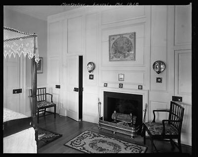 Montpelier,Manor House,bedroom,fireplace,Laurel,Maryland,Architecture,Sout 7599