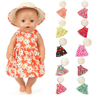 New Handmade Doll Clothes Dress Accessories Lot For 18 inch for Girl Doll