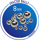 Spacer Ball - 8mm