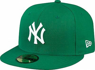 New Era - MLB New York Yankees Essential 59Fifty Cap - Green