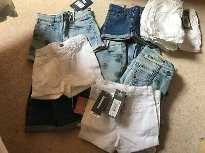 Wholesale Job Lot Of Baby And Girls Shorts 3pommes And Knot So Bad