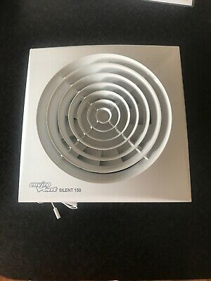Envirovent Silent 150 6 Inch Axial Fan. Brand New In Box.