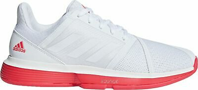 Details about ADIDAS RACQUETBALL TENNIS SHOES COURTJAM BOUNCE MENS SIZE 11.5 LOW BlackRed