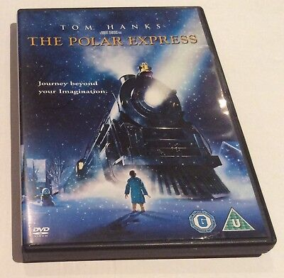 The Polar Express [2004] (DVD) FAST FREE UK POST!!!!!