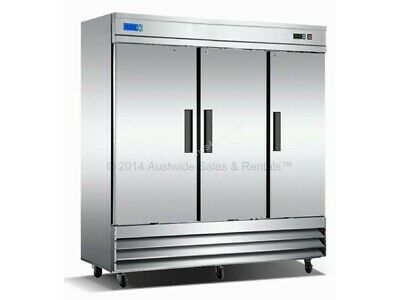 Commercial upright freezer - SHAMROCK ASF2055 -3 door 1880 litre