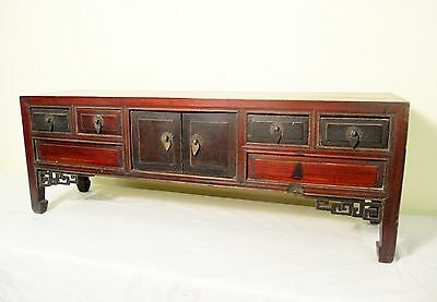 Antique Chinese Ming Kang Cabinet  (5256), Circa 1800-1849