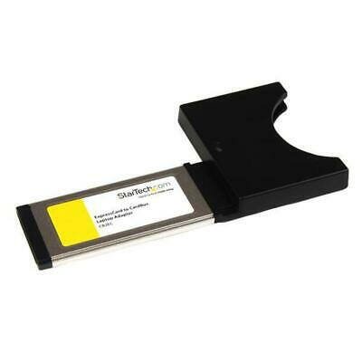 StarTech ExpressCard to CardBus Laptop Adapter PC Card