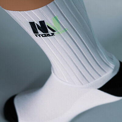 Look Socks Replica L//XL White