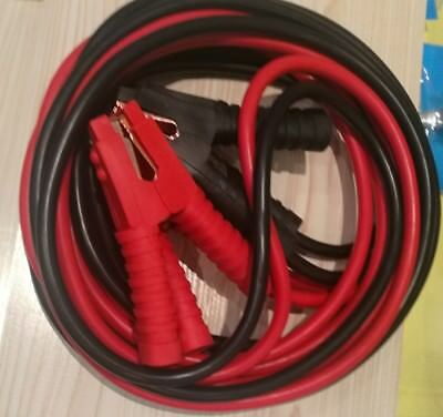 1200 AMP Jumper leads 6M Long Heavy duty boost cable stater