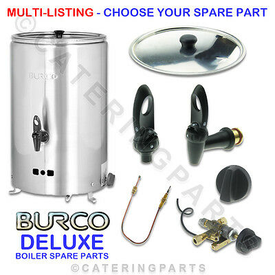 Burco Deluxe Lp Lpg Propane Bottled Gas Hot Water Tea Urn Boiler Spare Parts