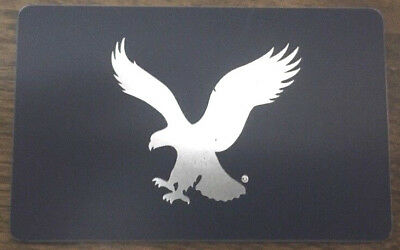 American Eagle outfitters BLACK COLLECTIBLE Gift Card New No Value