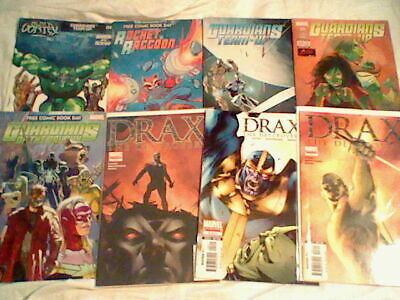 LOT OF 2 Comics - Rocket Raccoon #3 & Guardians Of The