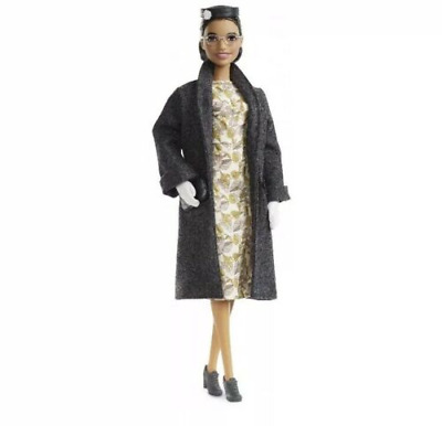 CONFIRMED PREORDER Rosa Parks Barbie Doll Inspiring Women Collection 2019 Mattel