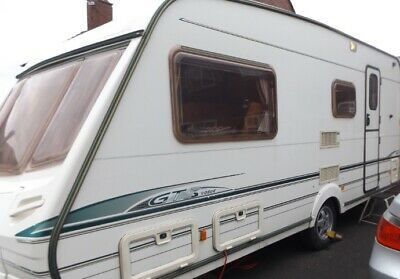 Caravan Swift 4 Berth Abbey Ace Sterling BARGAIN PRICE REDUCED TO SELL